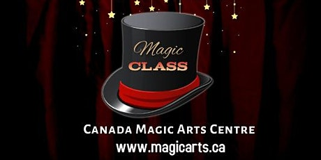 Quick and Amazing Magic Class tickets