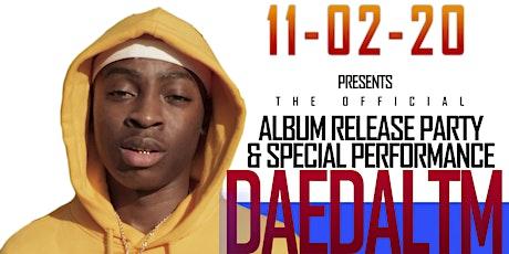 Daedaltm Album Release Party tickets