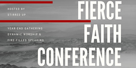 Fierce Faith Conference tickets