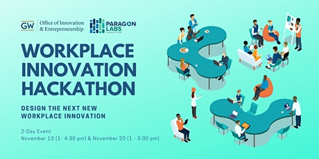 Hackathon: Design the Next NEW Workplace Innovation tickets