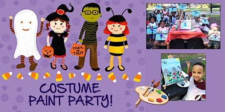 Halloween Kids Paint Party tickets