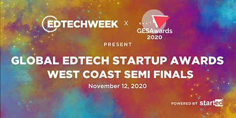 GESAwards West Coast Semi-Finals tickets