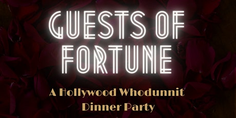 Elegant Nights: A Hollywood Whodunnit? Murder Mystery Party tickets