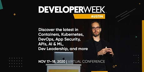 DeveloperWeek Austin 2020 tickets