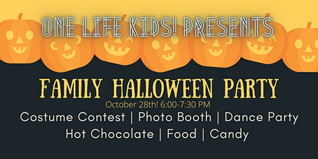 FAMILY HALLOWEEN PARTY tickets