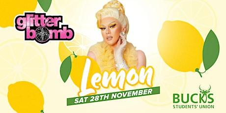 Glitterbomb Bucks / Lemon - Early Show tickets