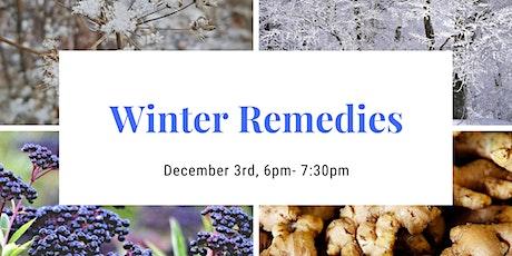 Winter Remedies tickets
