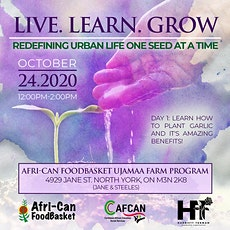 Live Learn Grow: Redefining Urban Life One Seed at a Time! tickets