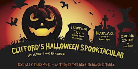Clifford's Halloween Spooktacular! tickets