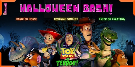 Toy Story of Terror - Halloween Bash! 7:30PM tickets