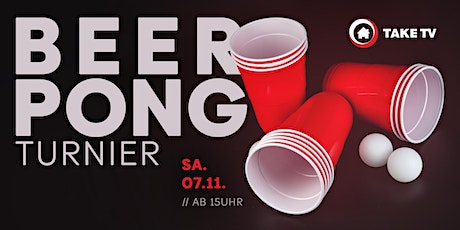 BeerPong Turnier 7.11.2020 @ TaKe's Gaming Bar Tickets