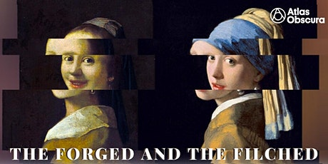 The Forged and The Filched:  Art Collecting Gone Wrong tickets
