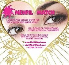 Mehfil Match logo