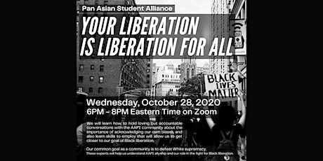 Your Liberation is Liberation for All tickets