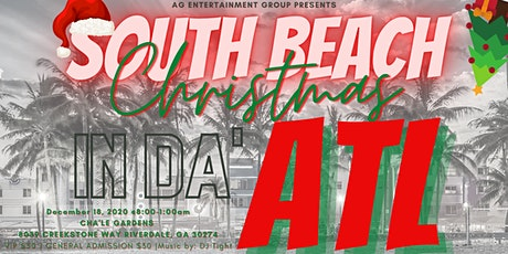South Beach Christmas in the A tickets