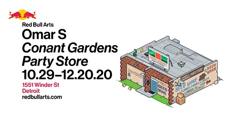Omar S:  Conant Gardens Party Store tickets