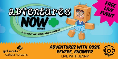 Adventures Now: Adventures with Rosie Revere, Engineer tickets