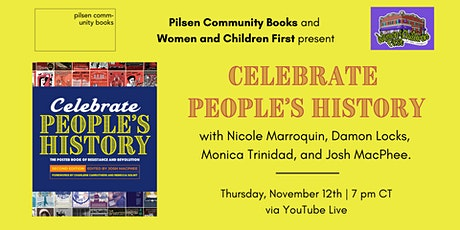Celebrate People's History tickets
