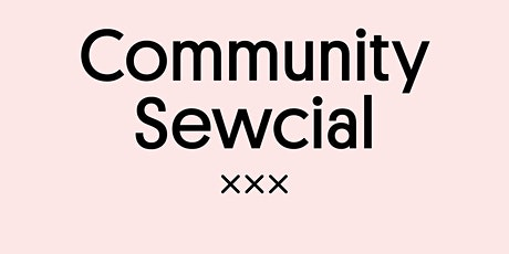 Community Sewcial Group tickets