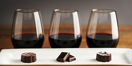 Chocolate & Wine Pairing Class tickets