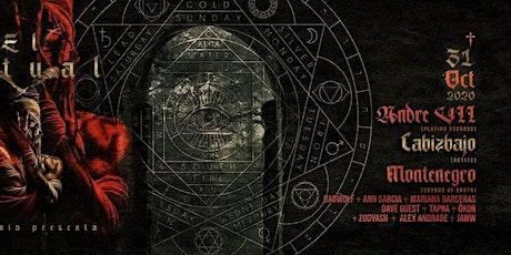 El Ritual |Evento Informativo