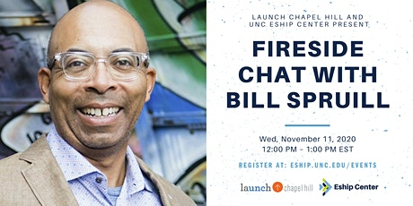 Fireside Chats: Candid Conversations with Bill Spruill tickets
