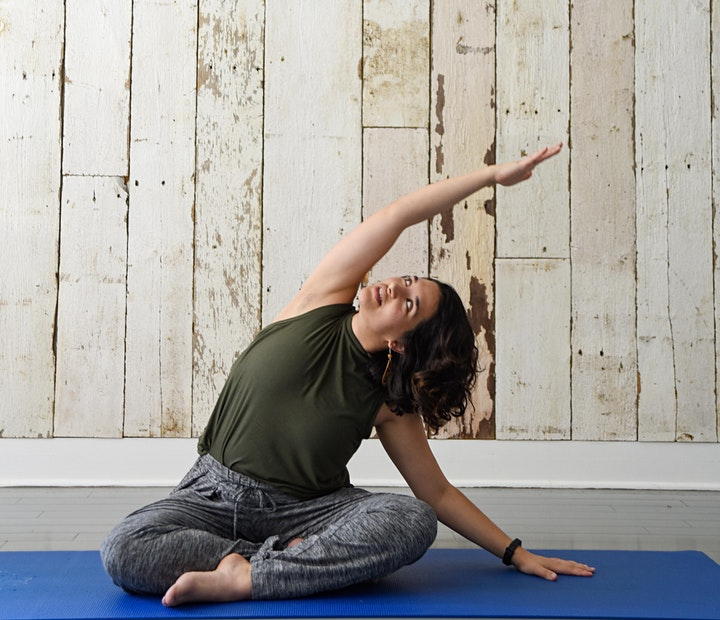 Gentle Mat Yoga for Every Body image