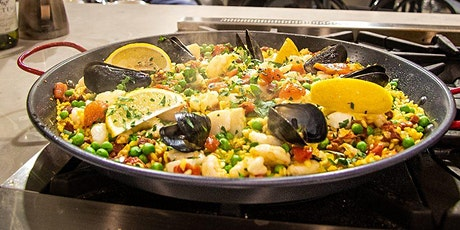 DATE NIGHT – SPANISH TAPAS & PAELLA tickets