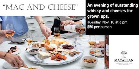 Educational Seminar: Mac & Cheese tickets