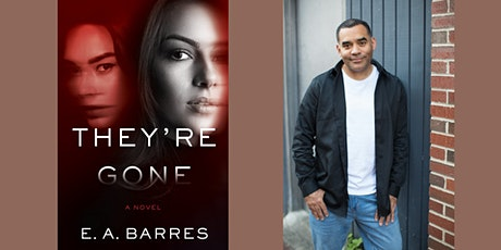 A Virtual Conversation with E.A. Aymar | They're Gone tickets
