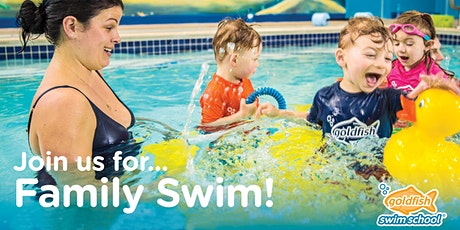 Wednesday, November 4 | 12pm-1pm Family Swim | Members Only tickets