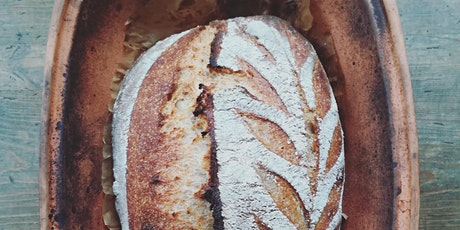 Learn how to be a sourdough bread master tickets