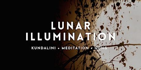 Lunar Illumination: Kundalini + Meditation + Gong