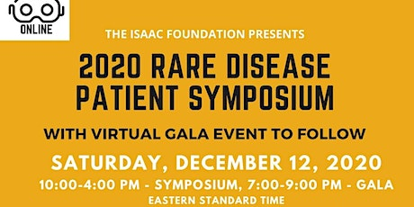 2020 Rare Disease Virtual Patient Symposium tickets