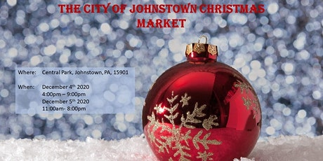 City of Johnstown Christmas Market tickets