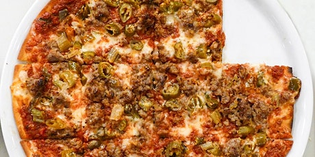 TAVERN STYLE PIZZA AT HOME tickets