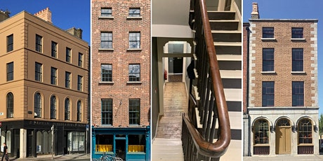 Traditional Dublin Shop Buildings - Approaches to Conservation & Repair tickets