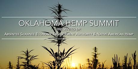 2021 Oklahoma Hemp Summit tickets