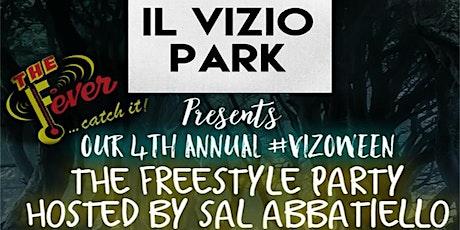 Freestyle Halloween Party With Sal Abbatiello & Dj Serg tickets