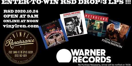Enter-To-Win RSD Drop#3 Releases! tickets