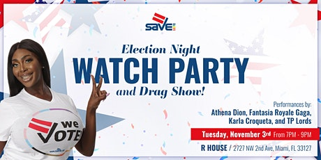 Election Night Watch Party and Drag Show at R House tickets