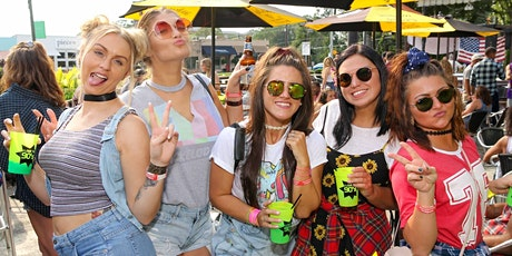 I Love the 90's Bash Bar Crawl - Dallas tickets