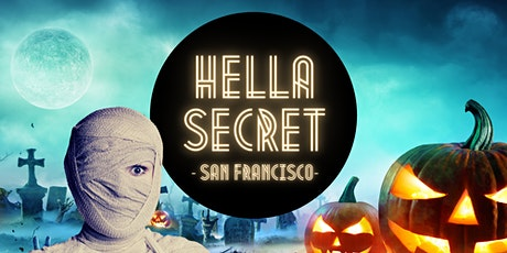HellaSecret Halloween Outdoor Comedy Night tickets