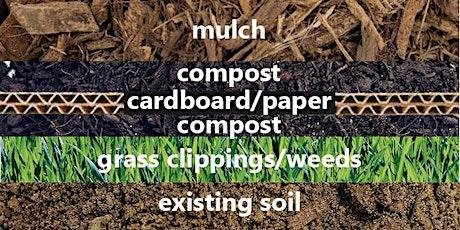 Sheet Mulch Your Way to a Regenerative Garden! tickets