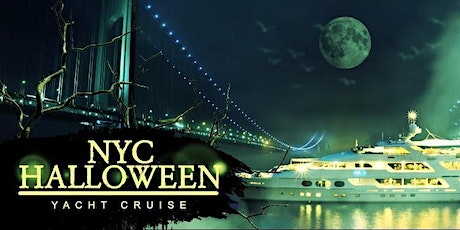 HALLOWEEN WEEK  Latin & Hip Hop NYC Boat Party Yacht Cruise tickets