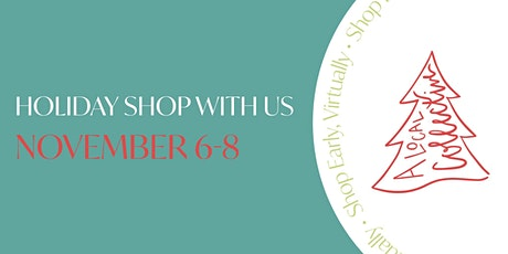 Shop Early, Virtually: A Local Collective Online Shopping Event tickets