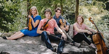 Sacconi Quartet in Concert - Live Stream tickets
