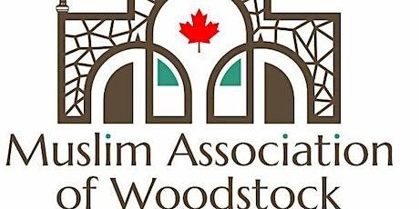 Friday Jummah Prayers in Woodstock Ontario tickets
