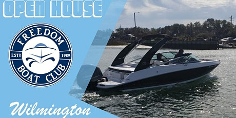 Freedom Boat Club Wilmington | Spooktacular Open House! tickets