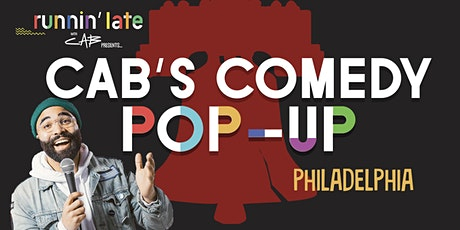 Cab's Comedy Pop-Up Philadelphia tickets